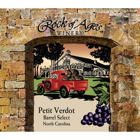 Petit Verdot 2009 Barrel Select