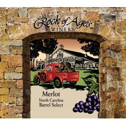 Merlot 2010 Barrel Select