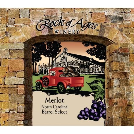 Merlot 2010 Barrel Select