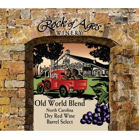 Old World Blend Barrel Select
