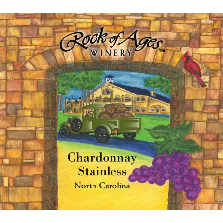 Chardonnay Stainless – 2008