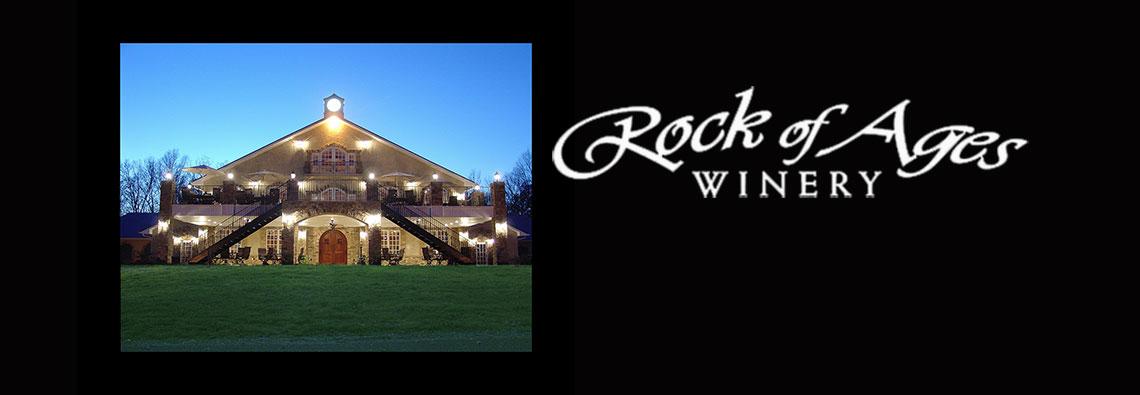 Rock of Ages Winery & Vineyard Hurdle Mills, NC
