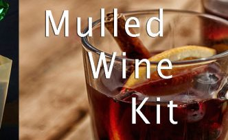Rock of Ages Winery - shop Christmas mulled wine kit