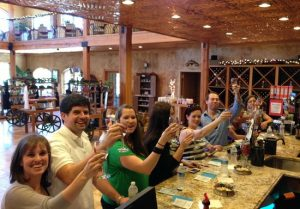 Rock of Ages Winery Wine Tasting (North Carolina)